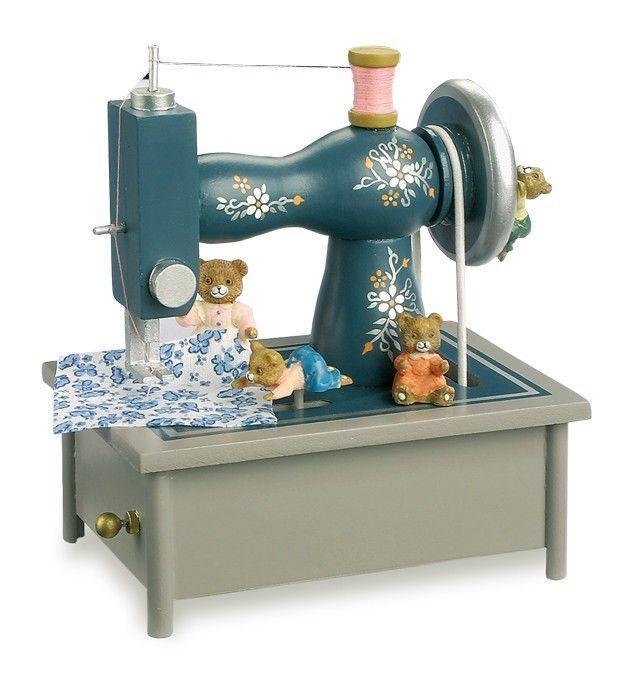Carillon Macchina da cucire musica e suono giocattolo bambini