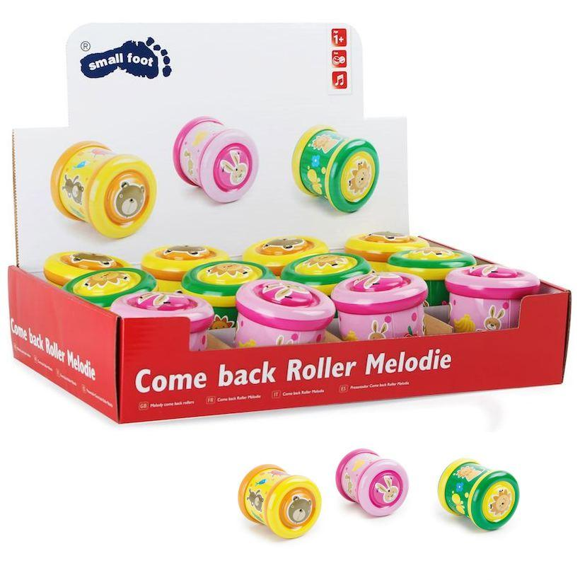 Display Espositore Come back Roller Toy con suono Legler 10294