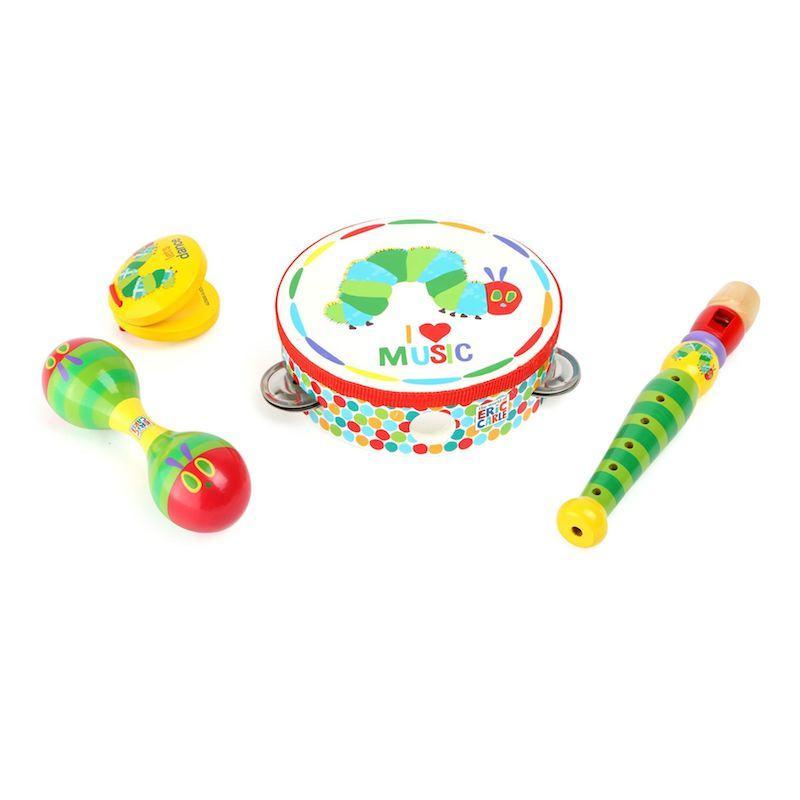 Set strumenti musicali Bruco Maisazio Legler 10395