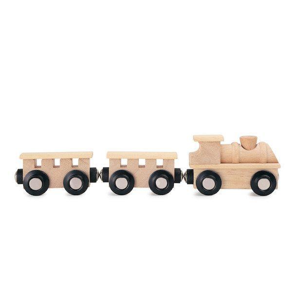 Treno per piste in legno ?Natura? Legler 10333