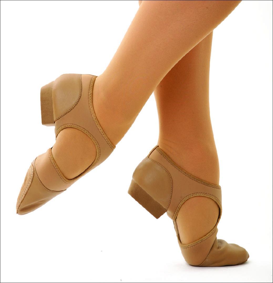 Capezio Pedini Femme – Ballerine Donna Jazz