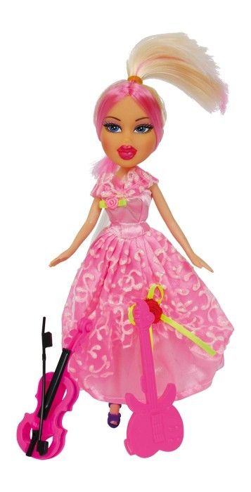 Bambola Rose con chitarra e violino gioco bambina Legler 8881