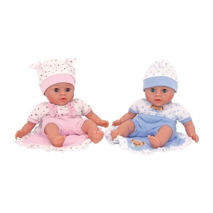 Coppia Bambole Christian e Clara