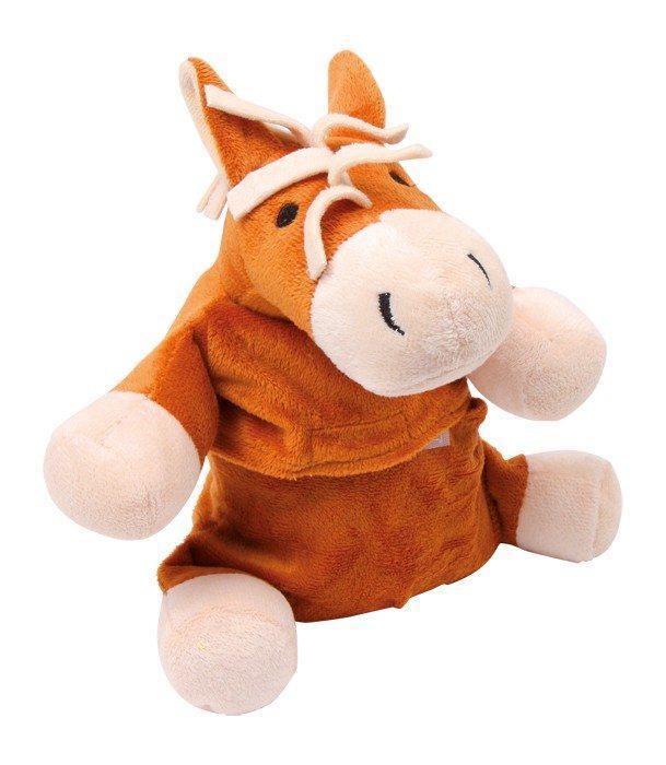 Cuscino riscaldabile Cavallo peluche