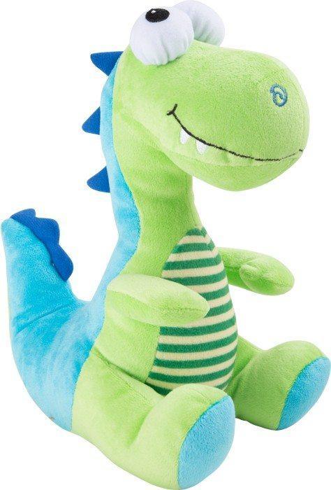 Peluche Dinosauro colorato giocattolo per bambini