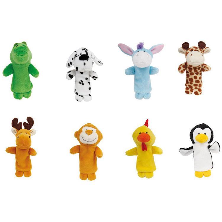 Animaletti per le dita Migliori amici gioco bambini