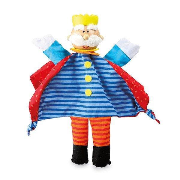 Marionetta per le dita Re Legler 10236