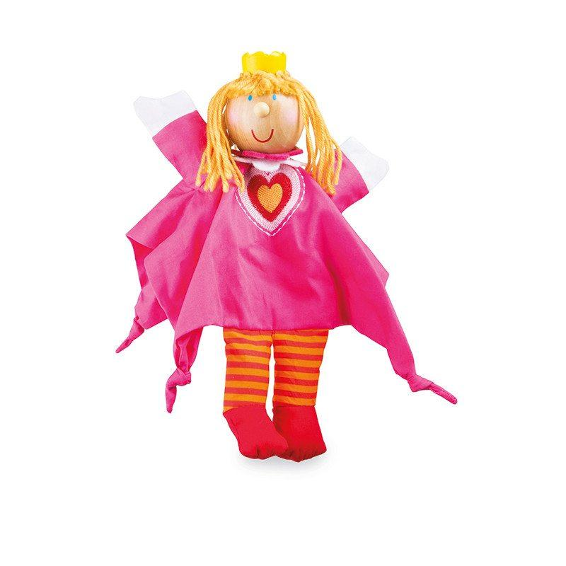Marionetta per le dita Principessa Legler 10238