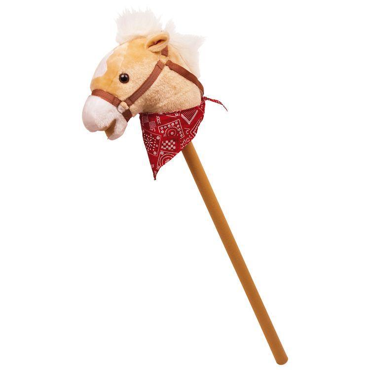 Cavalluccio con testa di Cavallo gioco bambini Rocky