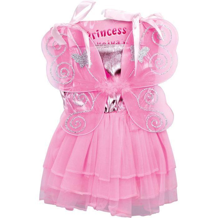 Costume Vestito da Carnevale per bambina fatina Celia