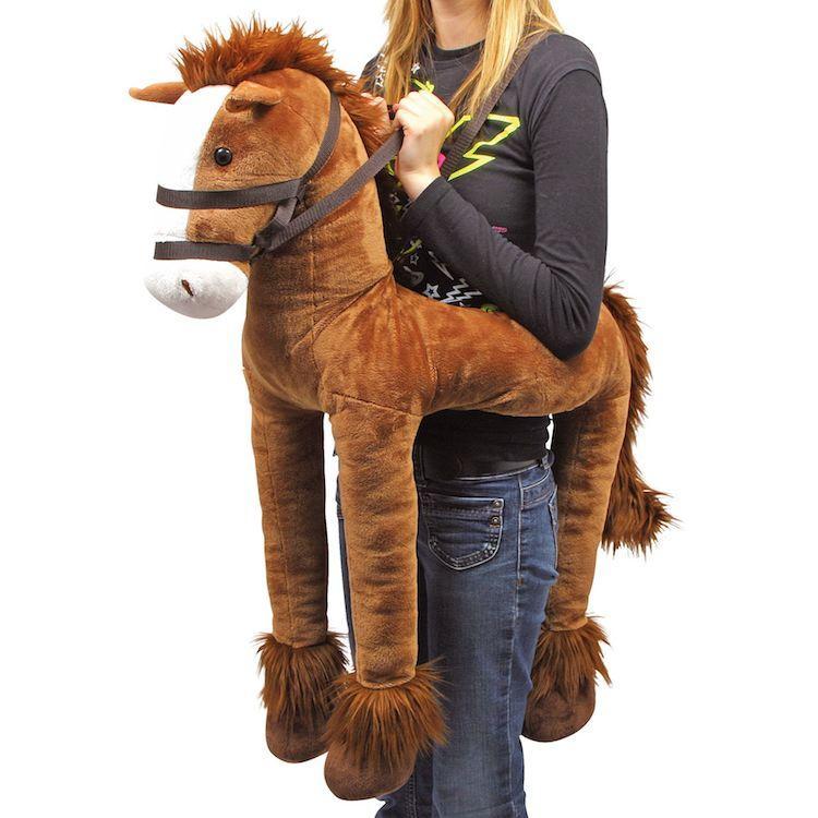 Costume in peluche cavallo Cavalli Costume Costume Cavalli Animali Costume Intero Corpo Costume CAVALLO