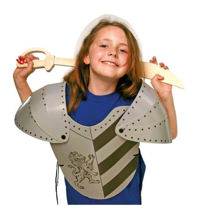 Accessorio per vestito carnevale Scudo di cavaliere per bambini