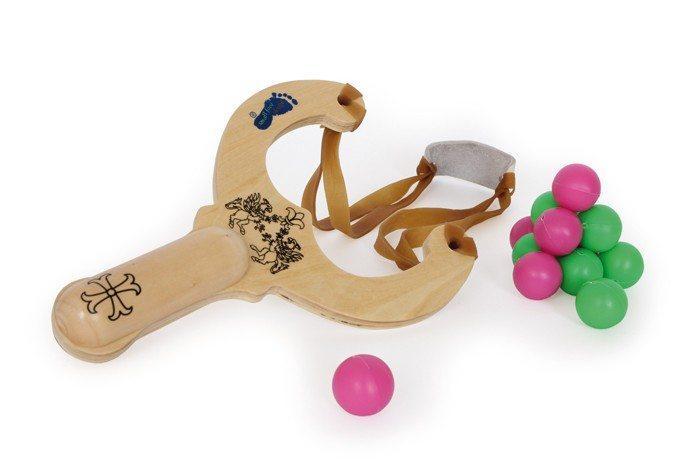 Fionda in legno giocattologioco bambini