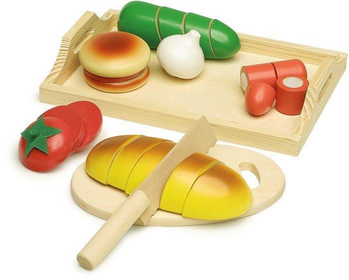 Spuntino al taglio accessorio cucina gioco bambini