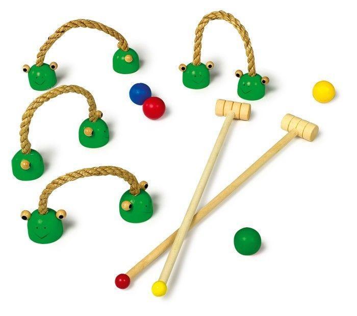 Croquet Rana gioco per bambini