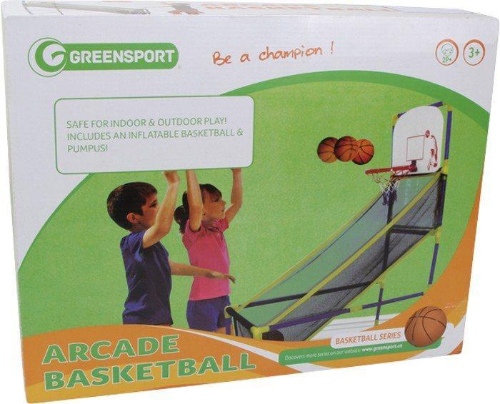 Basket portatile con reteGioco bambini