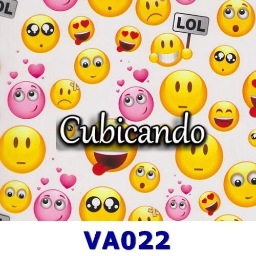 Pellicola per cubicatura Emoji
