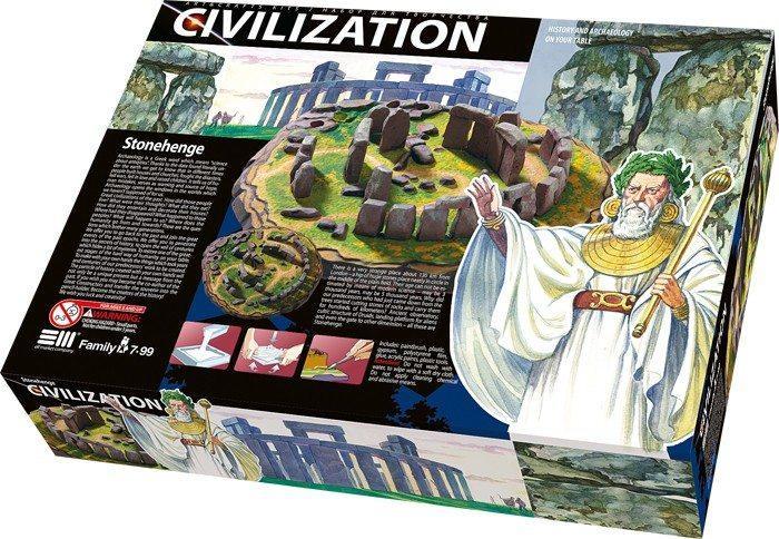Set da bricolage Stonehenge