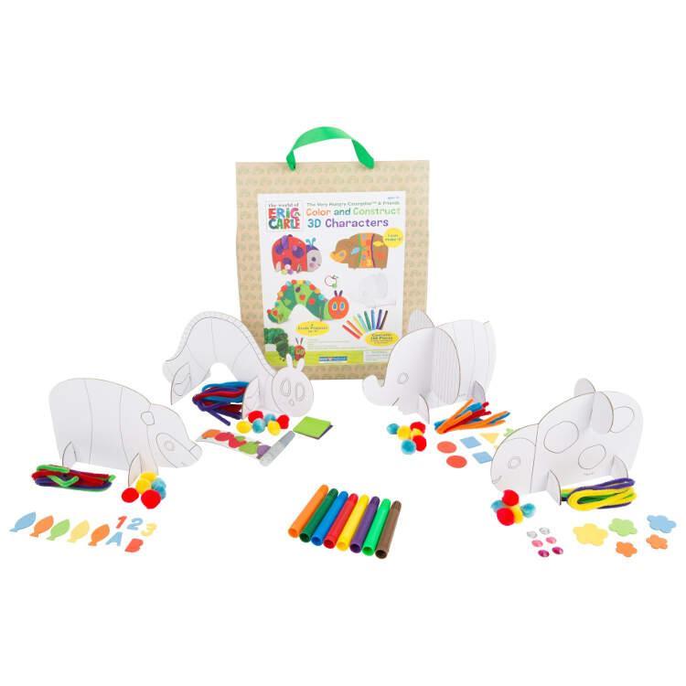 Set bricolage per bambini Figure Bruco Maisazio