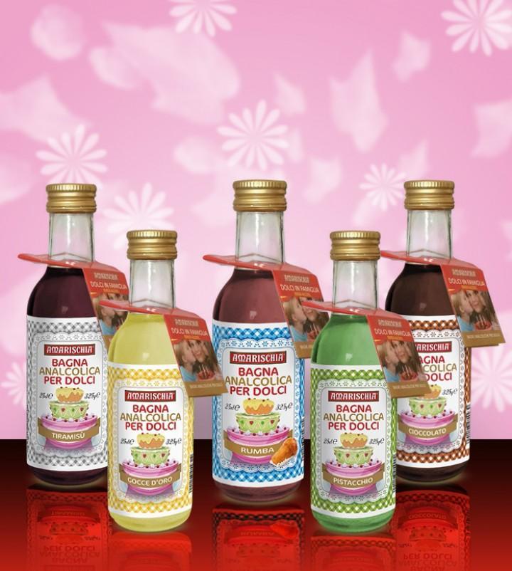 Bagna Analcolica Aroma Cherry