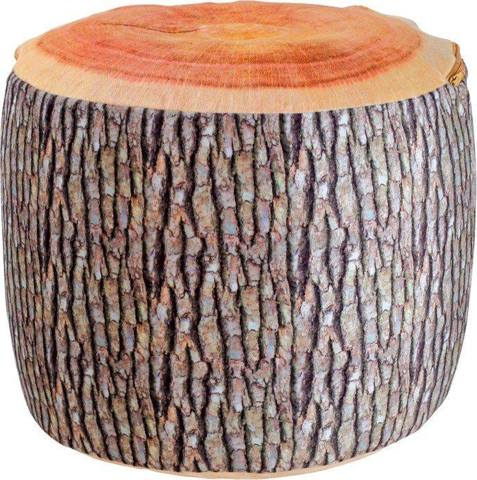 Pouf tronco morbido cuscino arredo casa Legler 4164