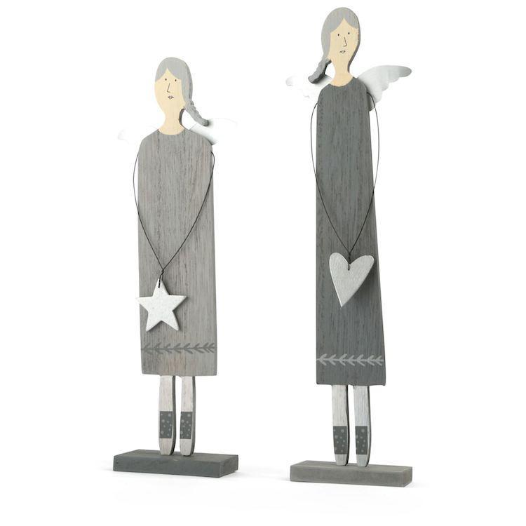 Angeli Figure decorative Natale Legler 10539