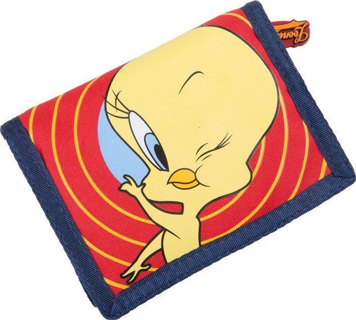 Portafoglio portamonete Looney tunes Warner Bros