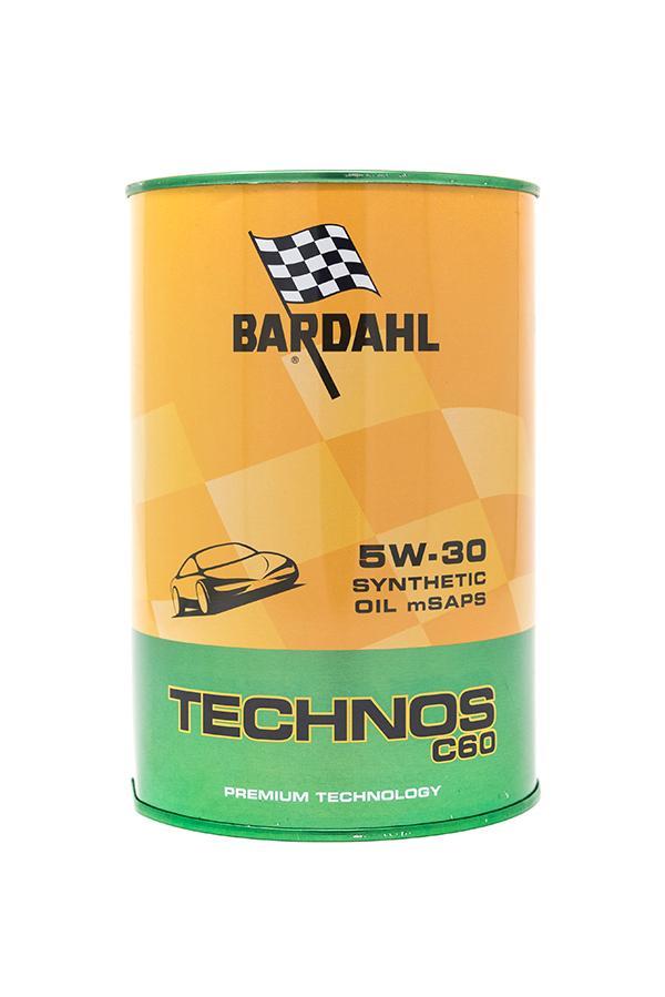 Olio Motore Bardahl 5w30 Technos 1 Lt