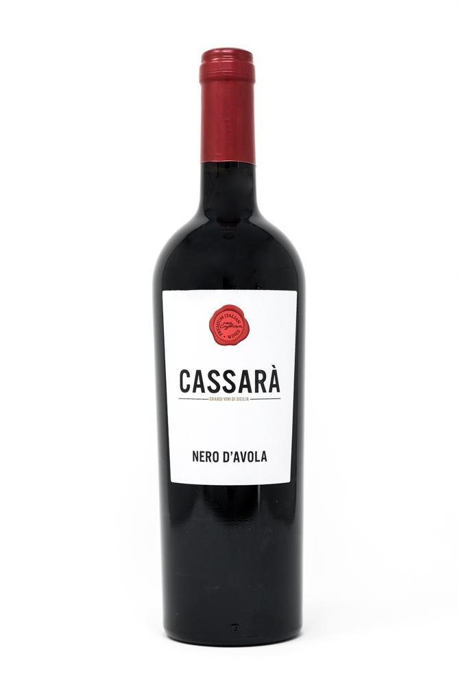 Cassarà Premium Nero d'Avola IGP Terre Siciliane