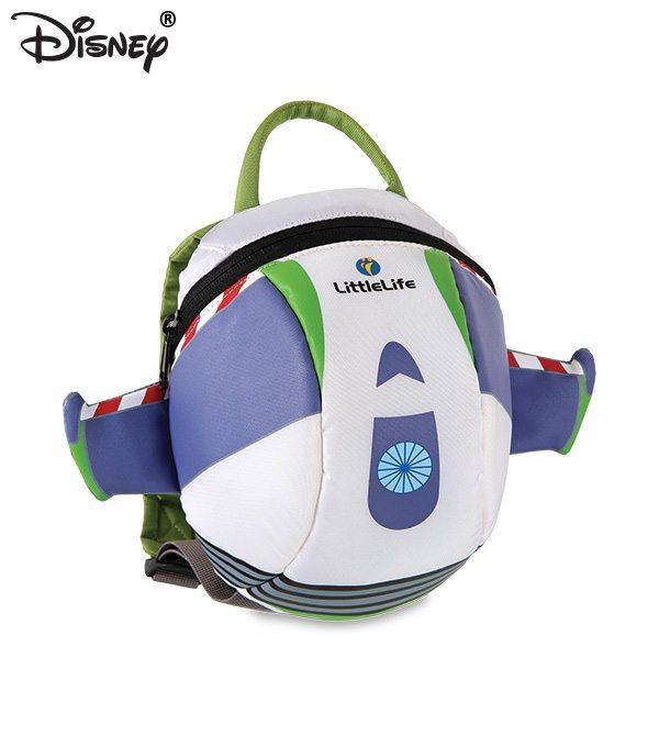 Zainetto bimbo con rendinella Littlelife Disney Buzz Lightyear , 1-3 anni