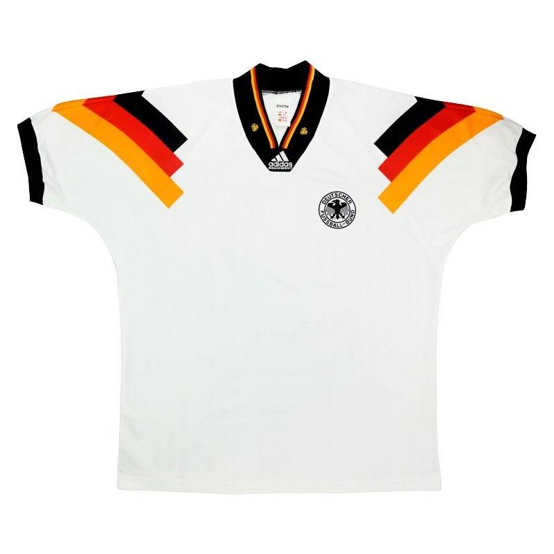 1992-94 Germania Maglia Home M