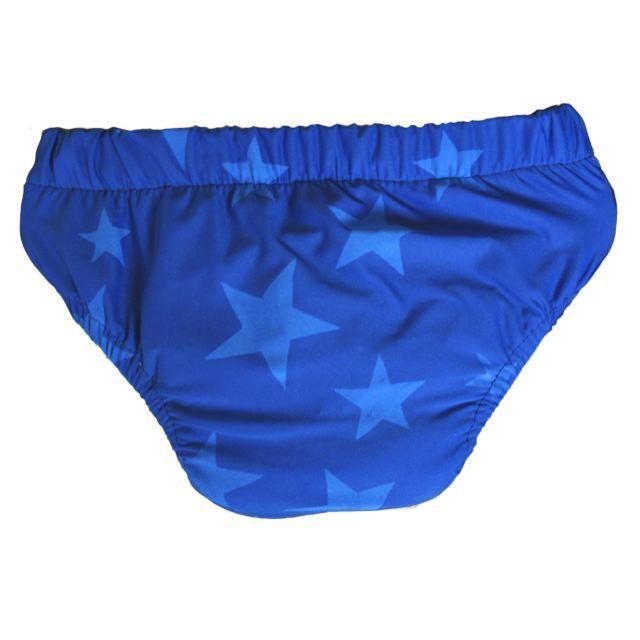 Costume contenitivo MAGICO PSS! Blu Taglia S