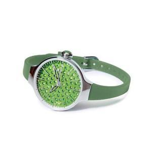 HOOPS - CHERIE DIAMOND VERDE