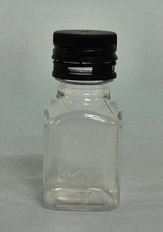 Bottiglietta plastica 12 ml. (100 pz)