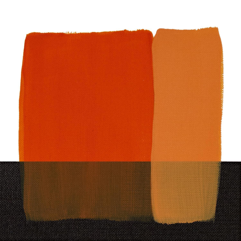 Colore MAIMERI ACRILICO 75ML ARANCIO PERMANENTE per dipingere