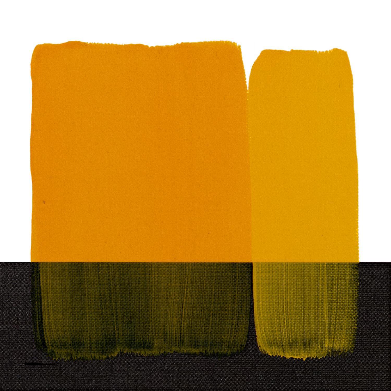 Colore MAIMERI ACRILICO 75ML GIALLO PERMANENTE MEDIO per dipingere