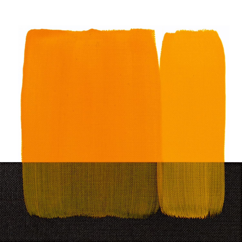 Colore MAIMERI ACRILICO 75ML GIALLO PERMANENTE SCURO per dipingere
