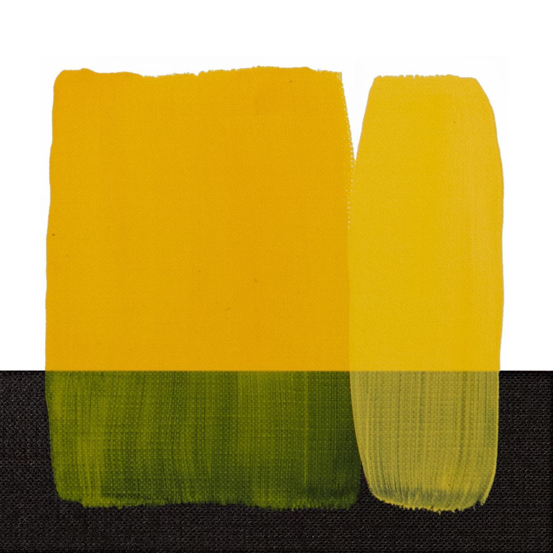 Colore MAIMERI ACRILICO 75ML GIALLO PRIMARIO per dipingere