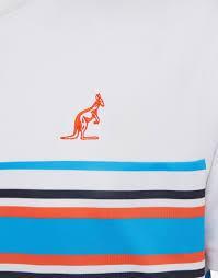 AUSTRALIAN T-SHIRT HERITAGE STRIPES