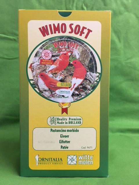 Wimo Soft Rosso