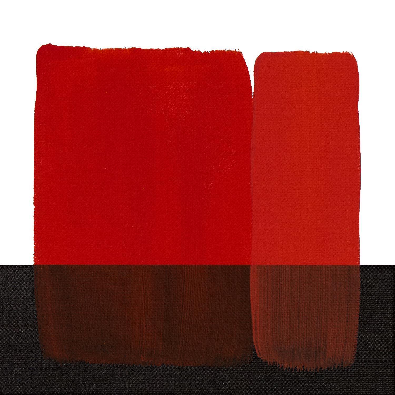 Colore MAIMERI ACRILICO 75ML ROSSO PERMANENTE CHIARO per dipingere