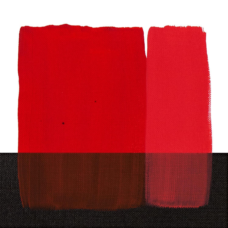 Colore MAIMERI ACRILICO 75ML ROSSO PERMANENTE MEDIO per dipingere