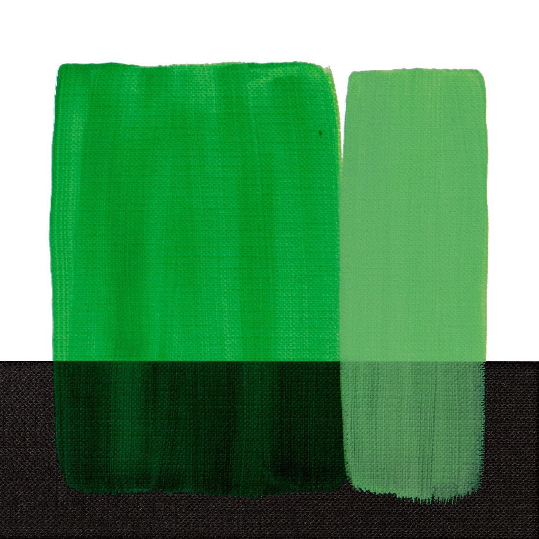 Colore MAIMERI ACRILICO 75ML VERDE PERMANENTE CHIARO per dipingere
