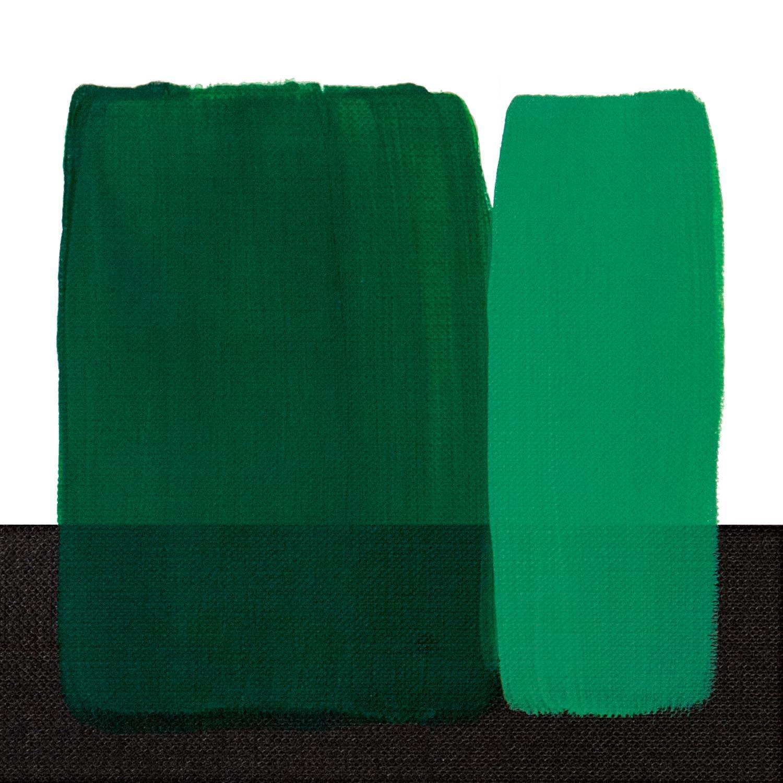 Colore MAIMERI ACRILICO 75ML VERDE PERMANENTE SCURO per dipingere