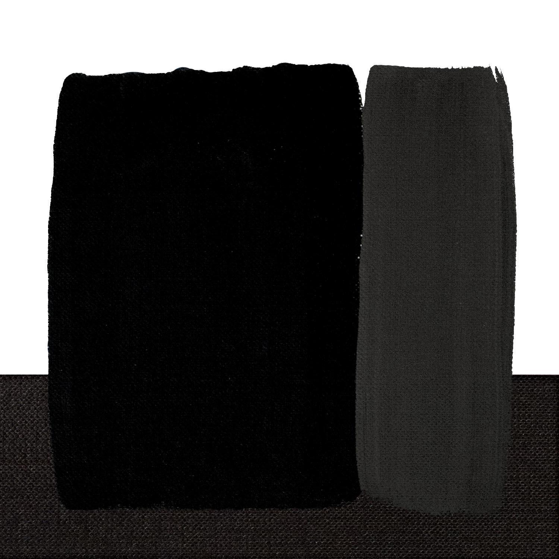 Colore MAIMERI ACRILICO 75ML NERO DI CARBONIO per dipingere
