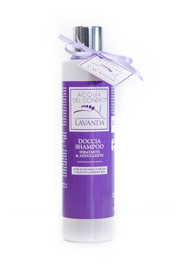 Lavender Shower Shampoo 250ml