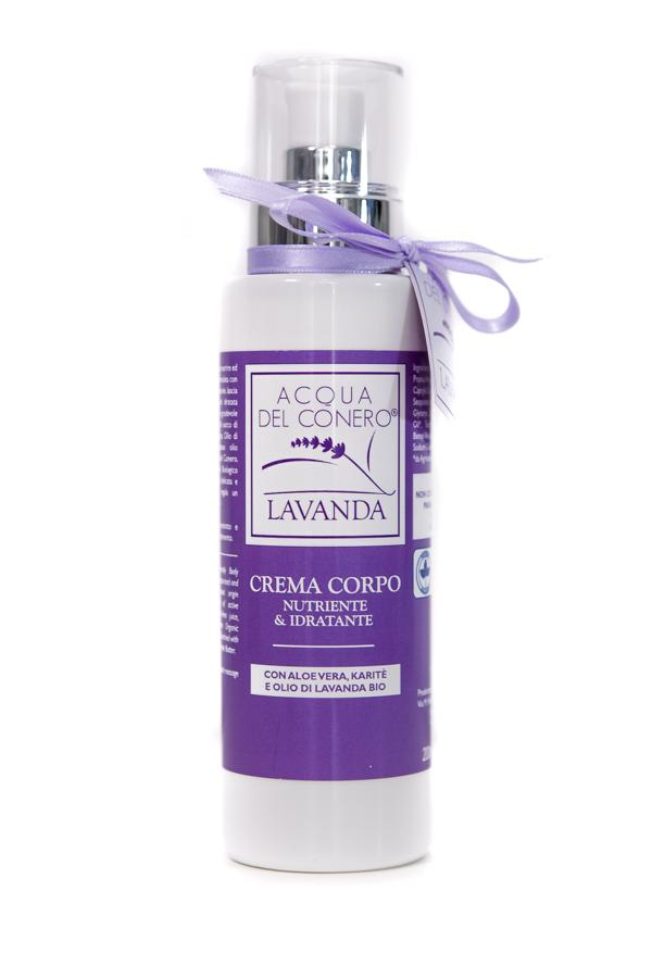 Lavender Body Cream 200ml