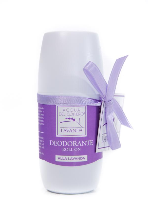 Deodorante Roll-On Lavanda