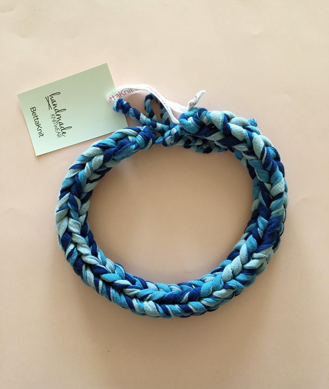 PRIVATE SALES - Milan Necklace - Sfumature Blu - 1
