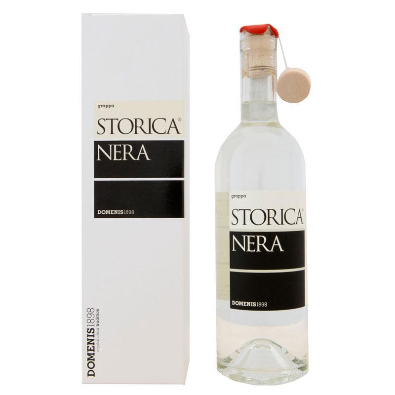 Grappa Storica Nera Distilleria Domenis 1898 -Cividale del Friuli (UD)